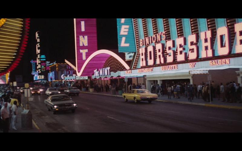 Binion's Horseshoe Casino in Diamonds Are Forever (1971)