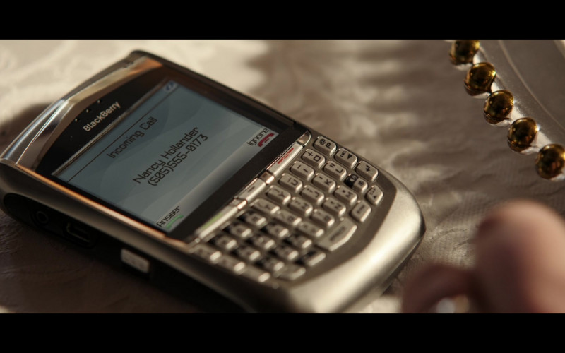 Blackberry Phone in The Mauritanian (1)