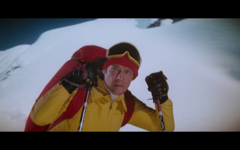 Bogner Ski Suit (Yellow) of Roger Moore as James Bond 007 in The Spy Who Loved Me (1977)