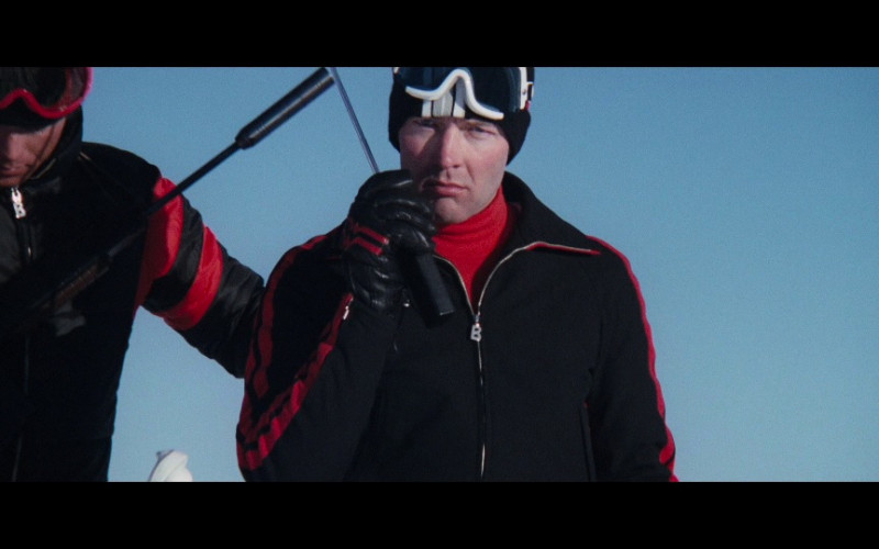 Bogner Ski Suit (black) Worn by Actor in The Spy Who Loved Me (1977)