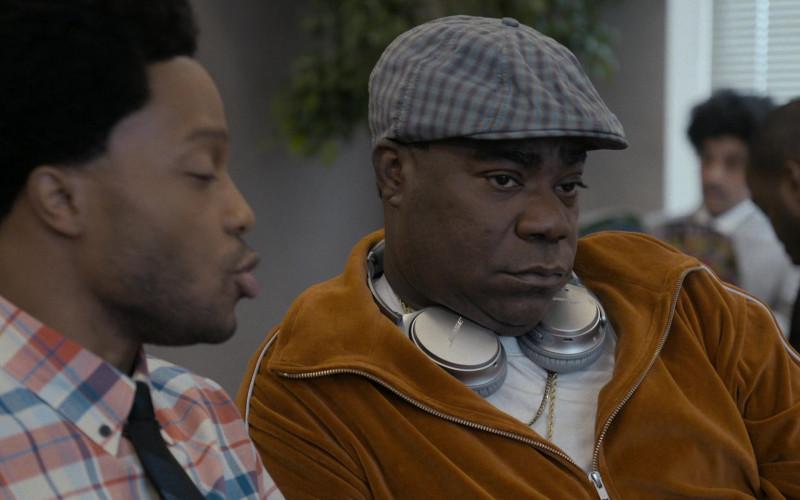 Bose Headphones of Tracy Morgan as Reem Junson in Coming 2 America (2)