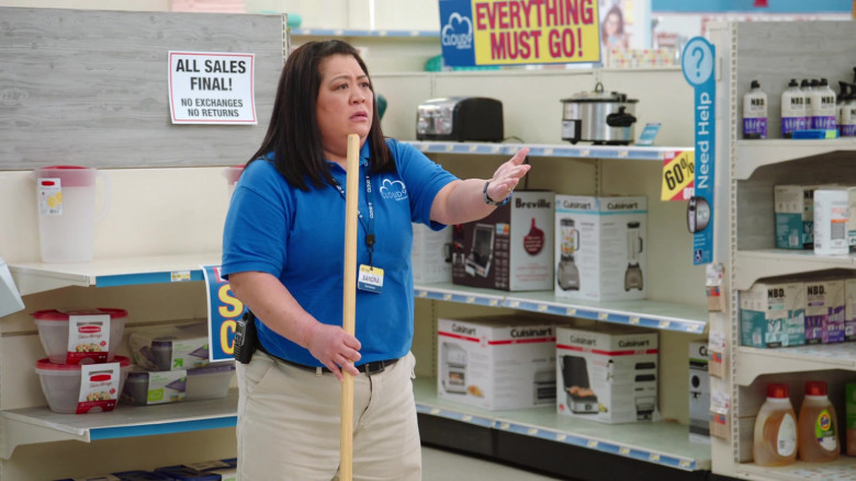 Breville, Cuisinart, NBD Clean and Tide in Superstore S06E15 All Sales Final (2021)