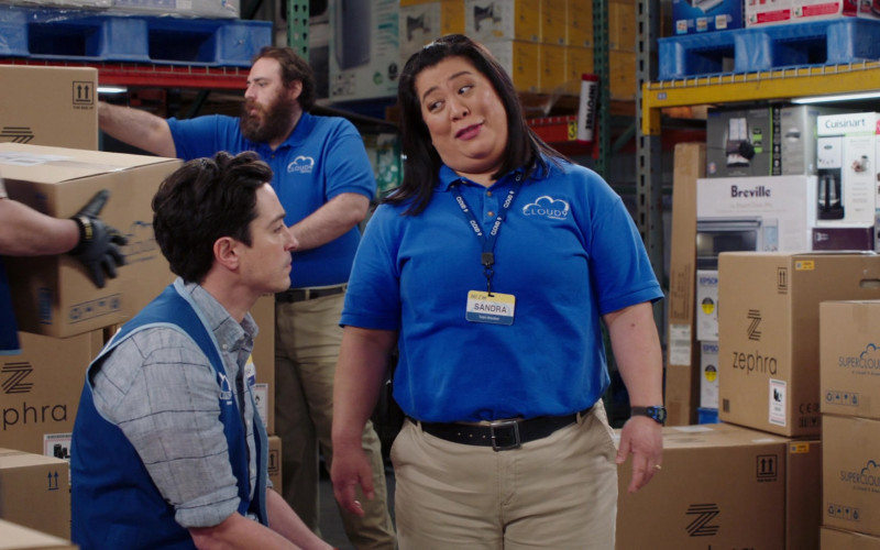 Breville and Cuisinart in Superstore S06E12 Customer Satisfaction (2021)