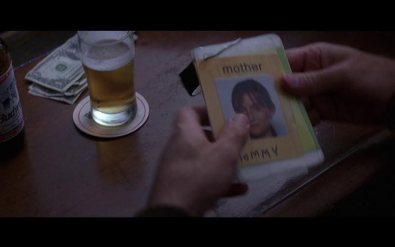 Budweiser Beer in Mercury Rising (1998)