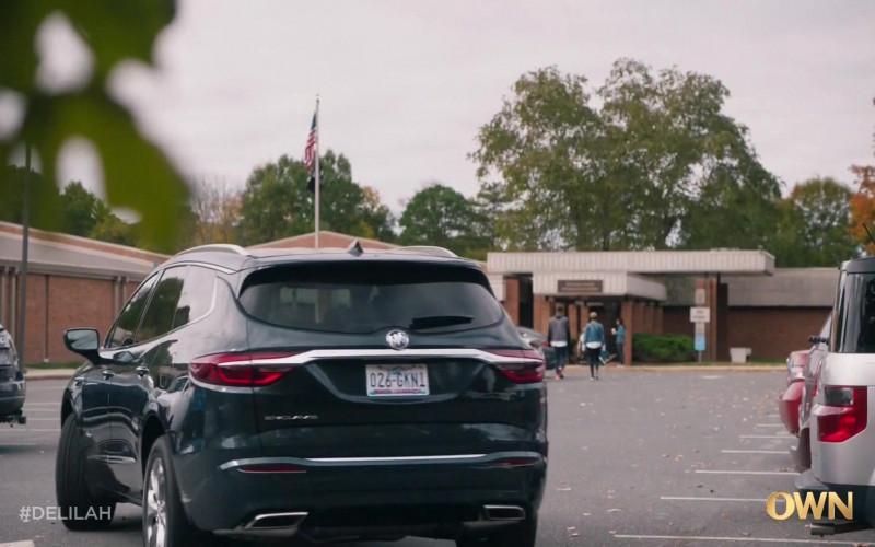 Buick Enclave Car in Delilah S01E04 Andre (2021)