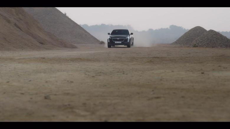 Cadillac CT6-V Black Car in Vincenzo S01E07 Korean TV Show by Netflix (3)