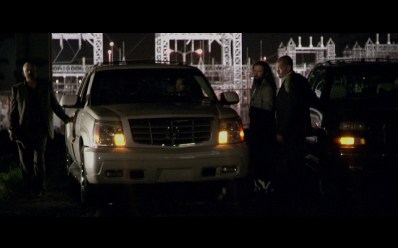 Cadillac Escalade EXT Car in Miami Vice (1)