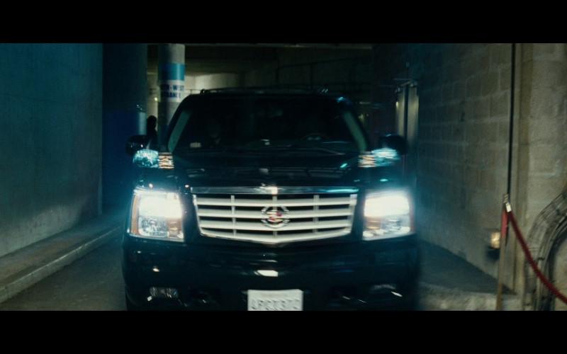 Cadillac Escalade SUV in Taken (2008)