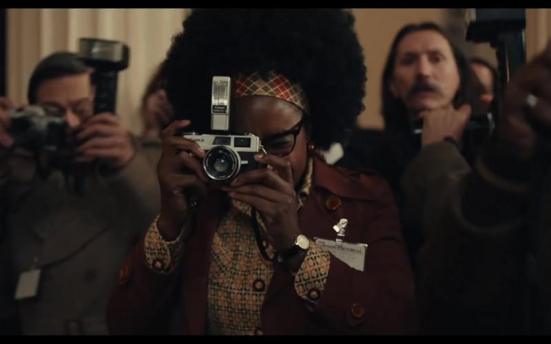 Canon Camera in Cruella (2021)