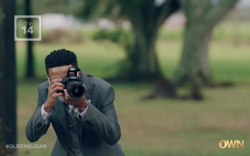 Canon Camera in Queen Sugar S05E05 (1)