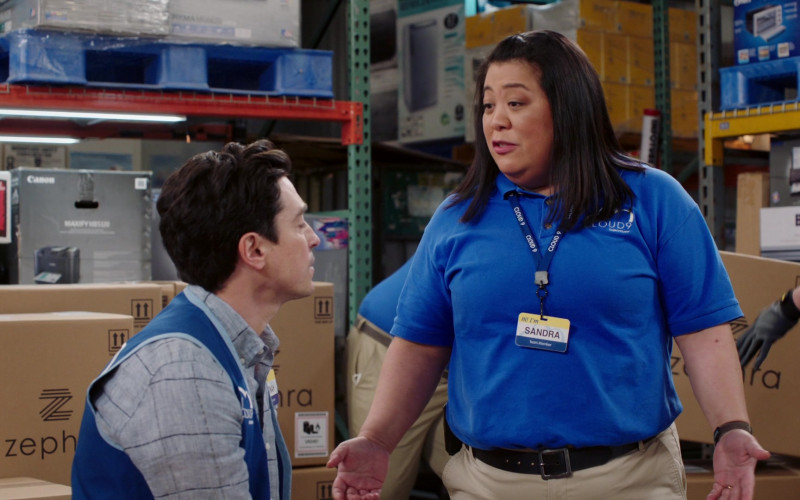Canon and Breville in Superstore S06E12 Customer Satisfaction (2021)