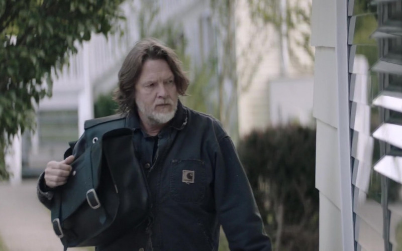 Carhartt Jacket of Donal Logue as Sam in Sometime Other Than Now Movie (3)