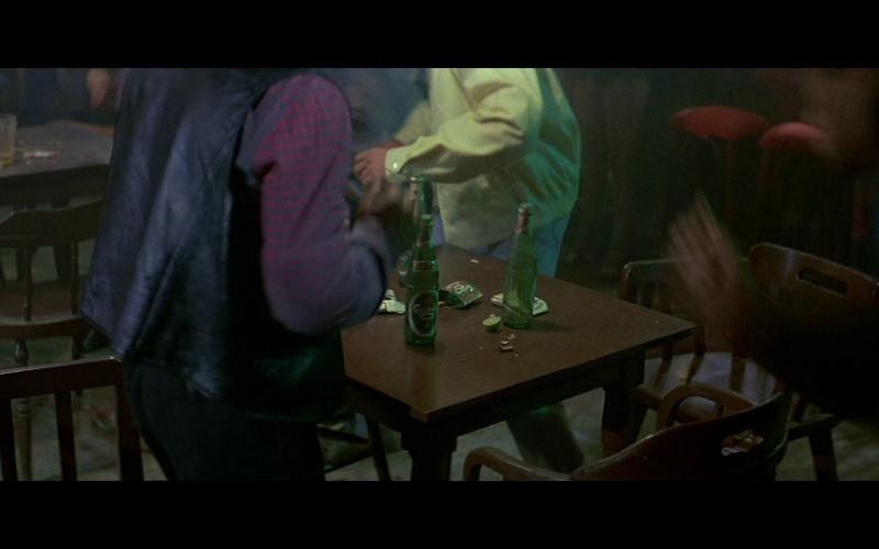 Carlsberg beer in Licence To Kill (1989)