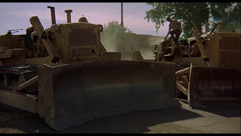 Caterpillar D8 in Vanishing Point (1971)
