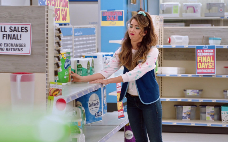 Charmin, Seventh Generation and Cottonelle in Superstore S06E15 All Sales Final (2021)