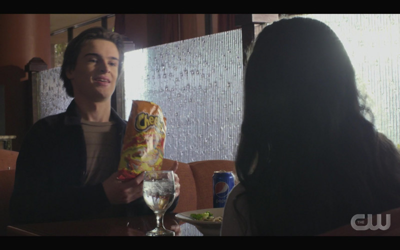 Cheetos Puffs and Pepsi Soda of Kale Culley as August in Walker S01E07 Tracks (2021)