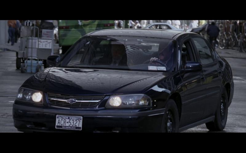 Chevrolet Impala Car in 16 Blocks (2006)