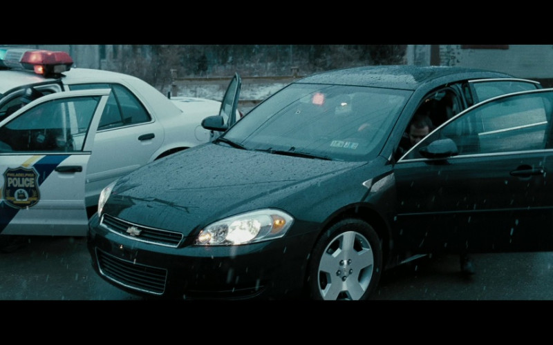 Chevrolet Impala Car in Law Abiding Citizen (2009)