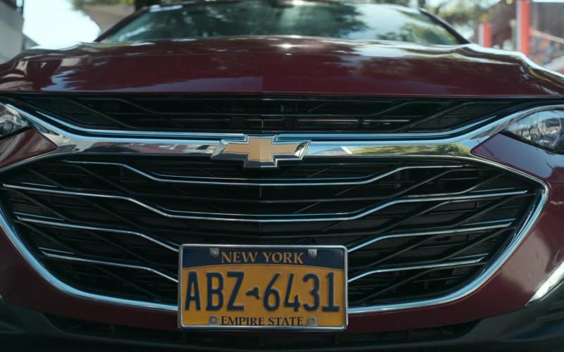 Chevrolet Malibu Car in Coming 2 America (2)