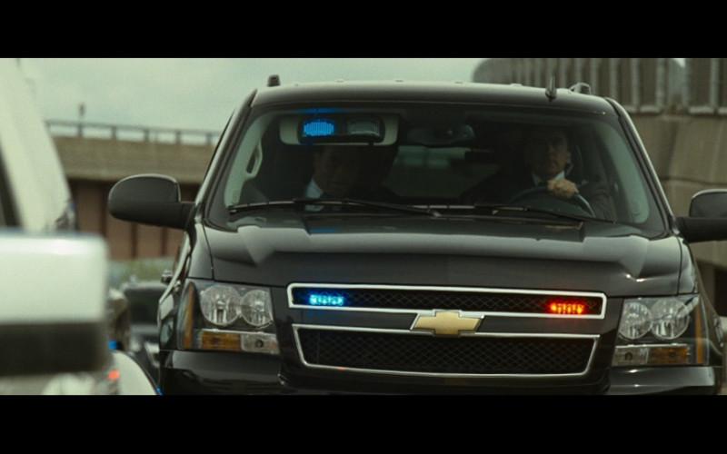 Chevrolet Tahoe SUV in Salt (2010)