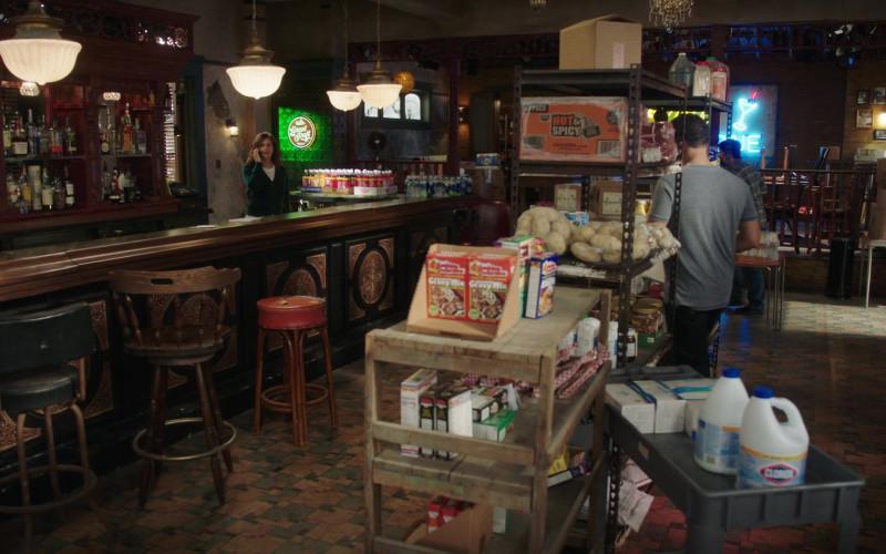 Clorox in NCIS New Orleans S07E10 Homeward Bound (2021)