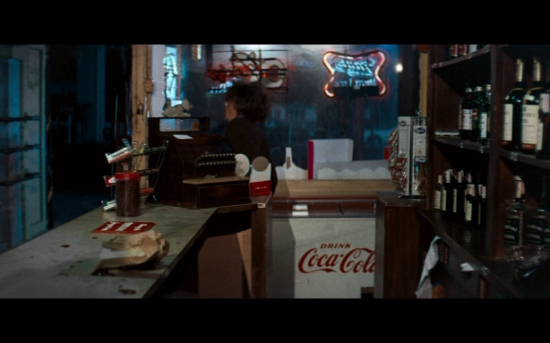 Coca-Cola Refrigerator in Dirty Harry (1971)