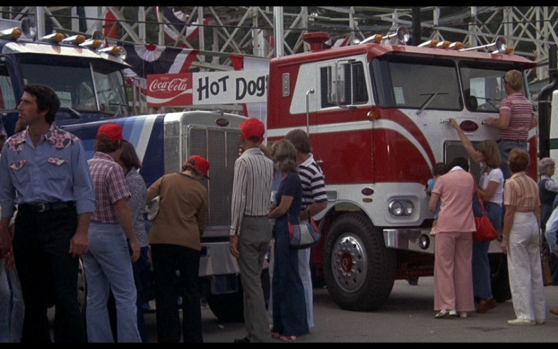 Coca-Cola Sign in Smokey and the Bandit (1977)