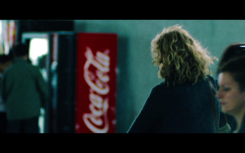 Coca-Cola Vending Machine in Safe House (2012)