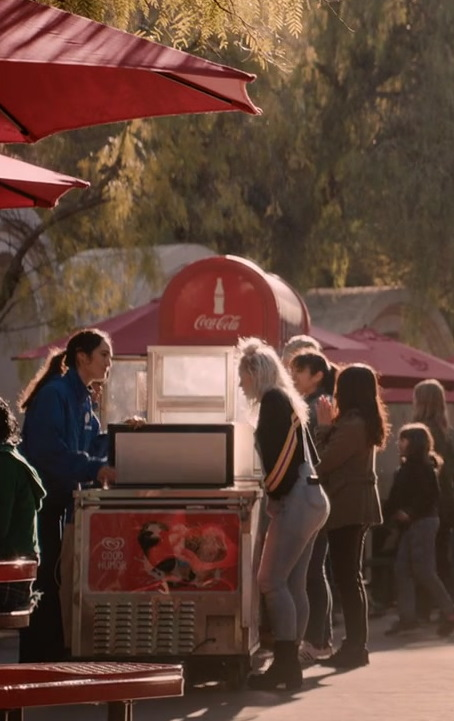 Coca-Cola and Good Humor Ice Cream in Yes Day (2021)