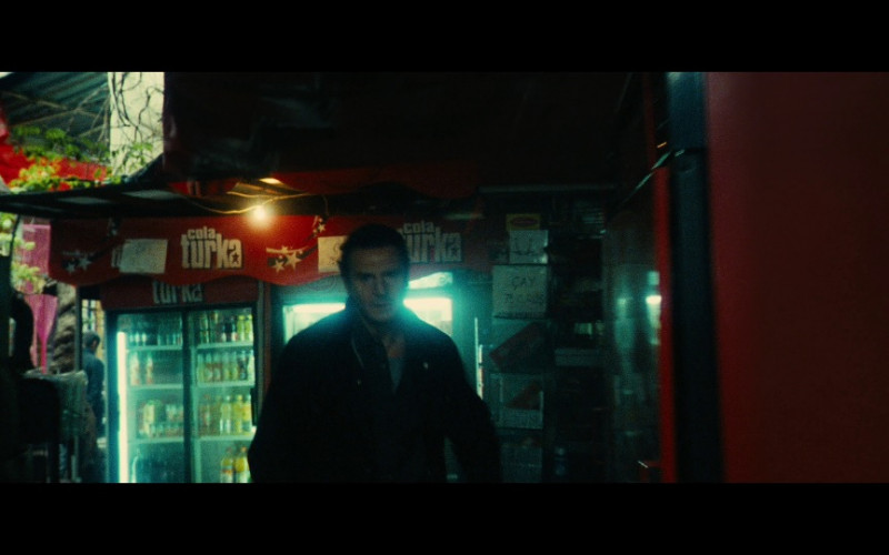 Cola Turka in Taken 2 (2012)