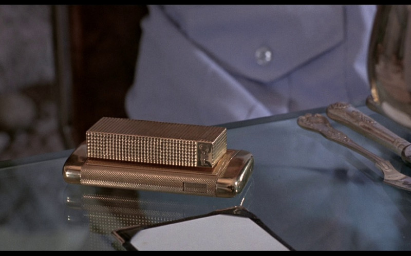 Colibri Lighter in The Man with the Golden Gun (1974)