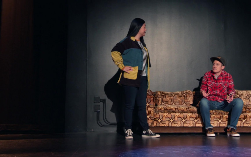 Converse Shoes of Sherry Cola as Alice Kwan in Good Trouble S03E03 (1)