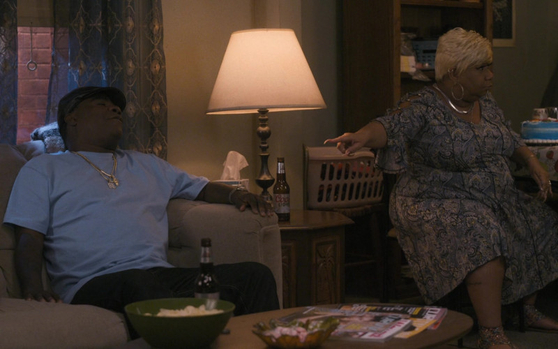 Coors Light Beer Product Placement in Coming 2 America Movie 2021 (2)