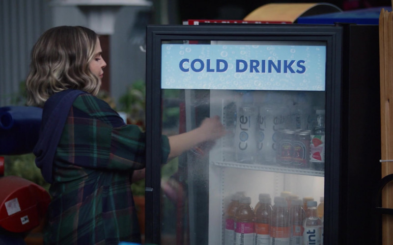 Core Hydration and Vitaminwater in Good Girls S04E04 Dave (2021)