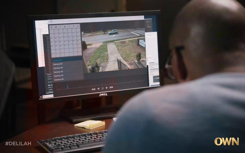 Dell Computer Monitor in Delilah S01E03 TV Show (1)