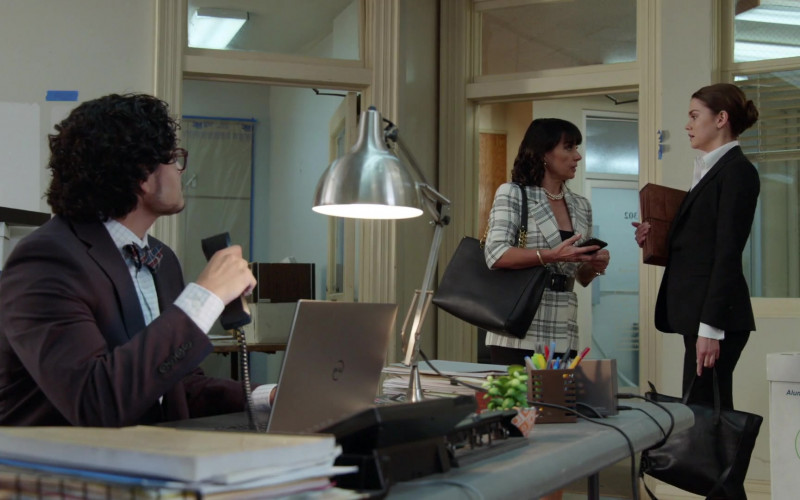 Dell Laptop in Good Trouble S03E06 TV Series (2)