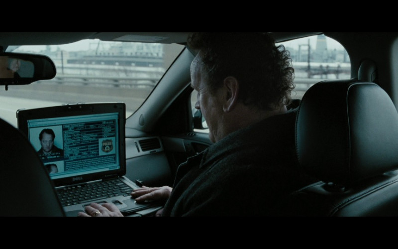 Dell Laptop in Law Abiding Citizen (2009)