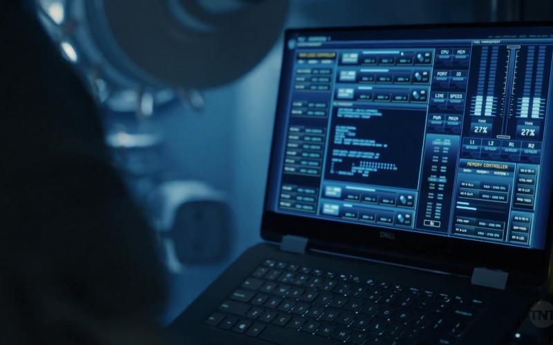 Dell Laptop in Snowpiercer S02E08 The Eternal Engineer (2021)