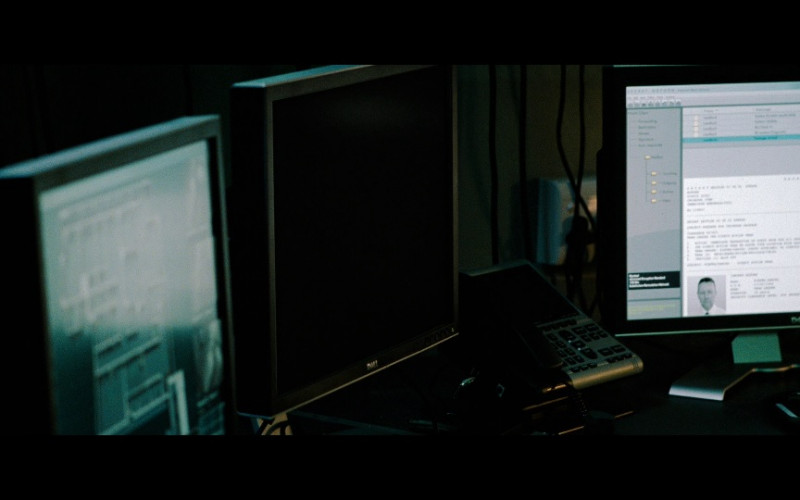 Dell Monitors in Safe House (2012)