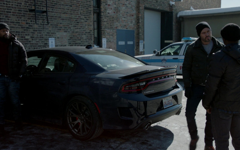 Dodge Charger Car in Chicago P.D. S08E09 TV Show (1)
