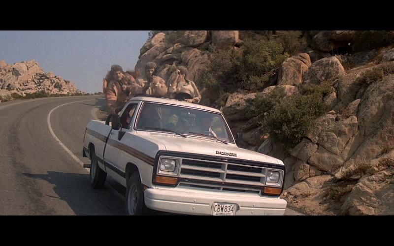 Dodge Ram Car in Licence To Kill (1989)