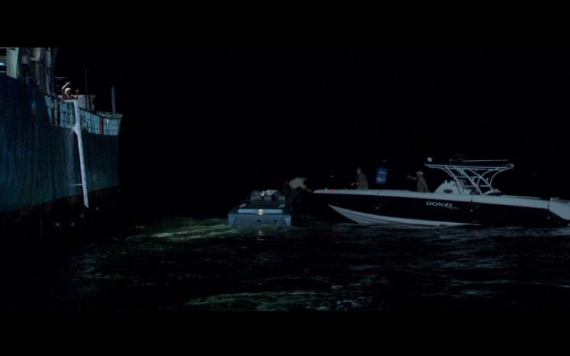 Donzi boat in Miami Vice (2006)