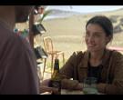 Dorada Especial Beer of Hannah Ware as Rebecca Webb in The O...