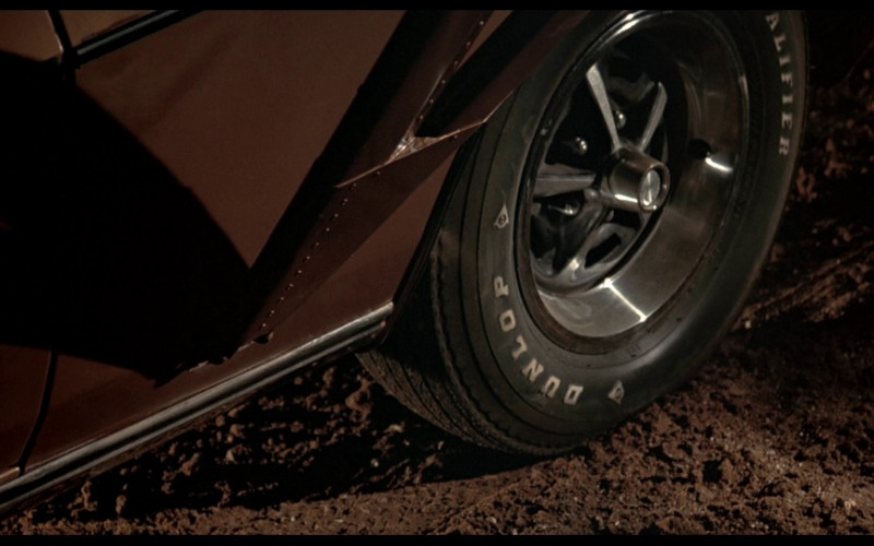 Dunlop Tires in The Man with the Golden Gun (1974)