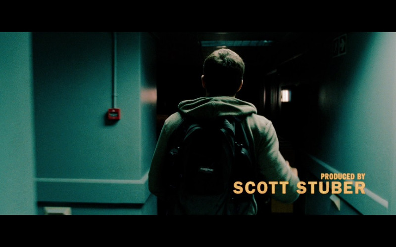 Eastpak Backpack in Safe House (2012)