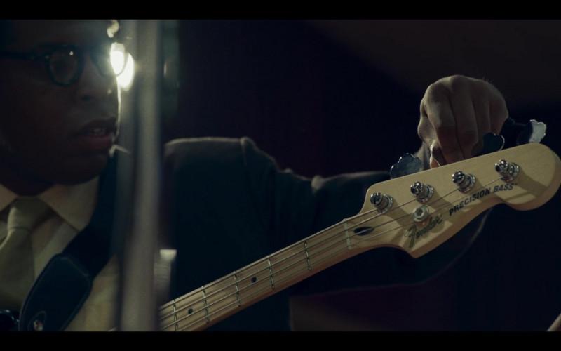Fender Guitar in Genius Aretha S03E06 Amazing Grace (2021)