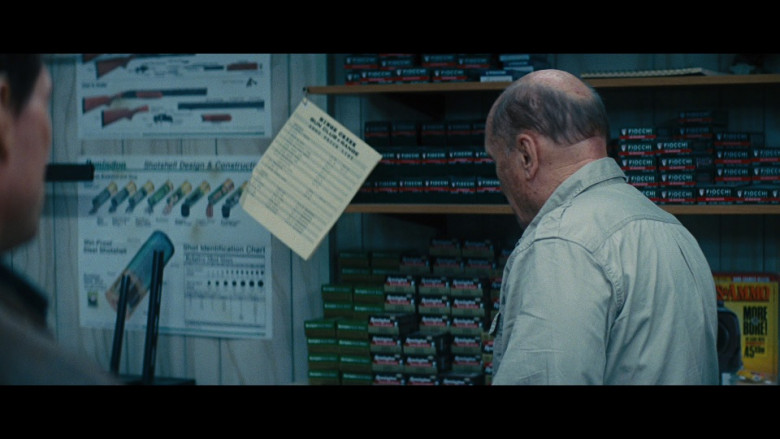 Fiocchi Munizioni & Remington in Jack Reacher (2012)