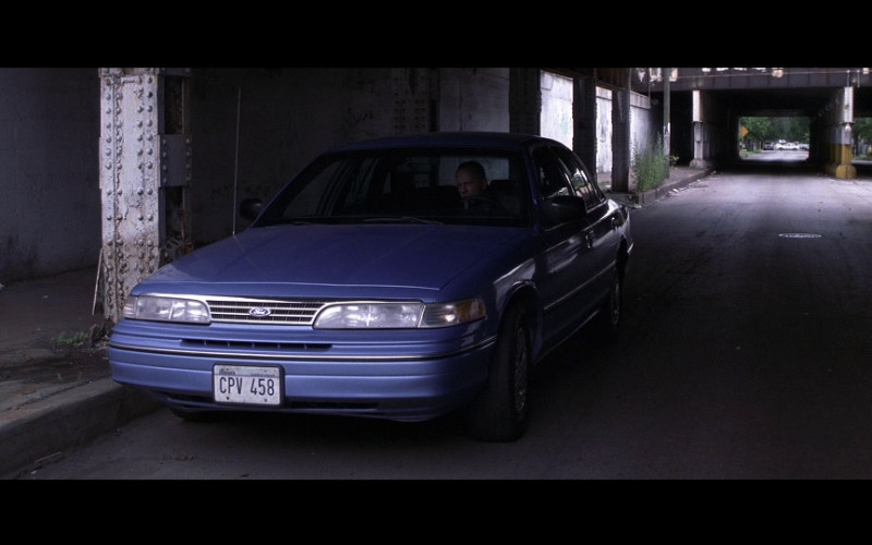 Ford Crown Victoria Car in Mercury Rising (1)
