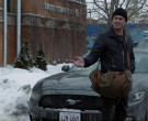 Ford Mustang Sports Car in Chicago Fire S09E09 Double Red ...
