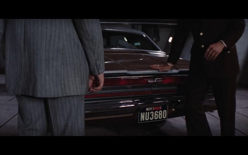 Ford Thunderbird Landau Car in Diamonds Are Forever Movie (1)